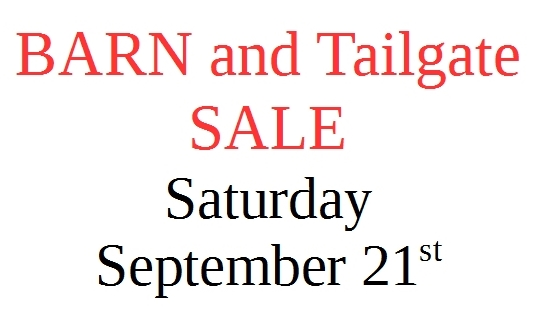 link to barn sale info